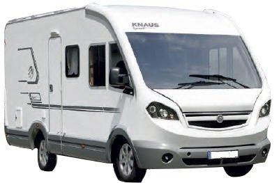 autocaravana en venta Knaus