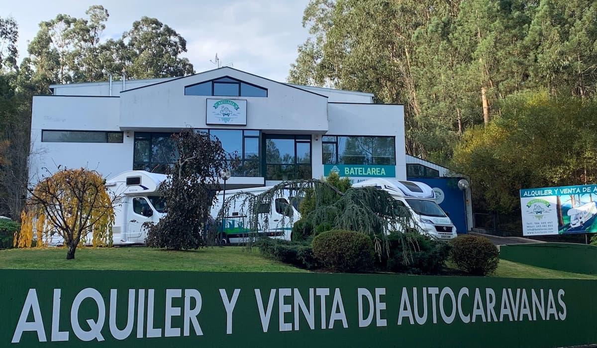 Batealarea en Gondomar - Alquiler y venta de autocaravanas