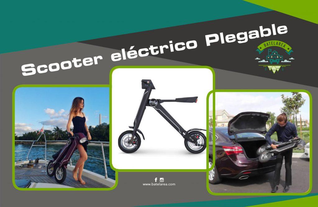 moto eléctrica BATELAREA